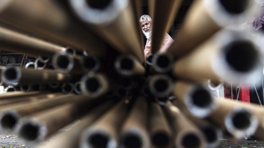 La economía india creció un 7,3 por ciento entre julio y septiembre