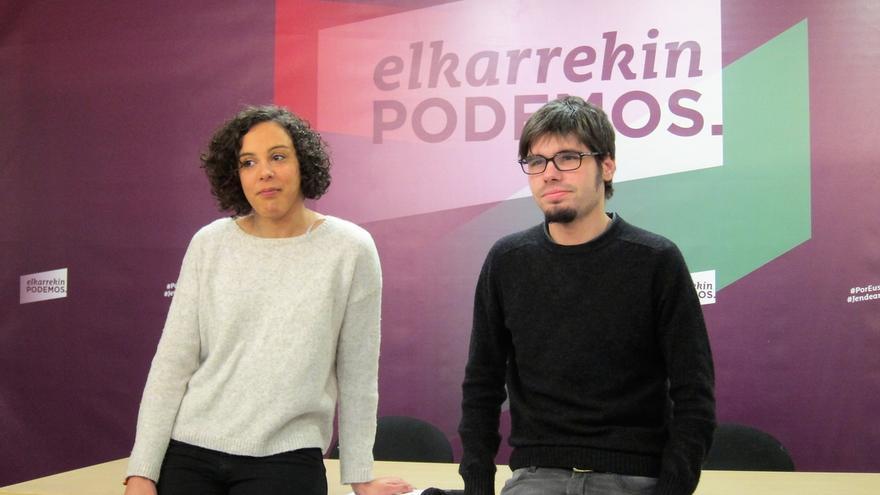 """Podemos acusa al Gobierno de """"dar la espalda al conflicto"""" en Cataluña, donde se dan """"situaciones esperpénticas"""""""