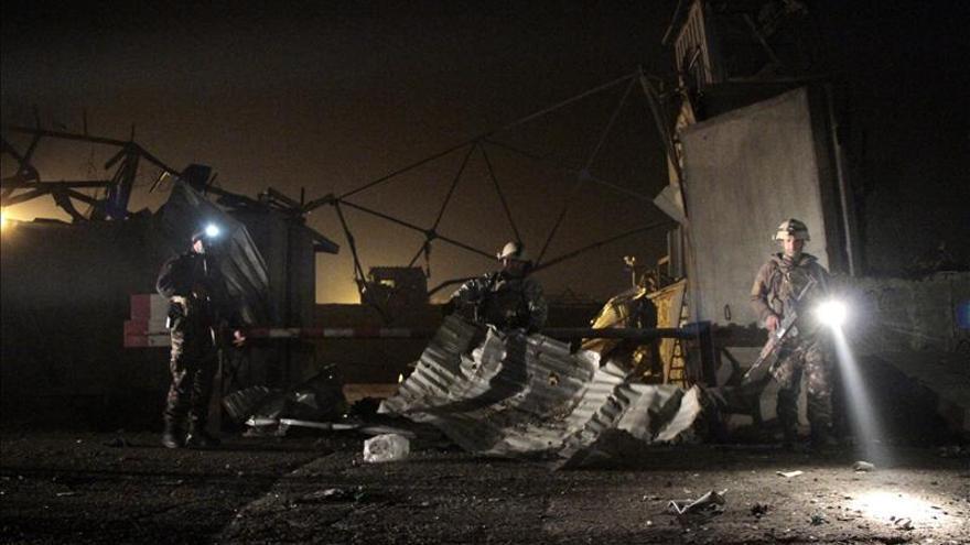 4 muertos y 3 heridos en un ataque contra tropas internacionales en Afganistán