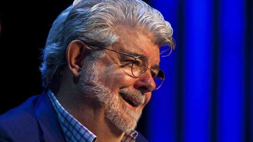 """George Lucas critica el tono """"retro"""" del nuevo episodio de """"Star Wars"""""""