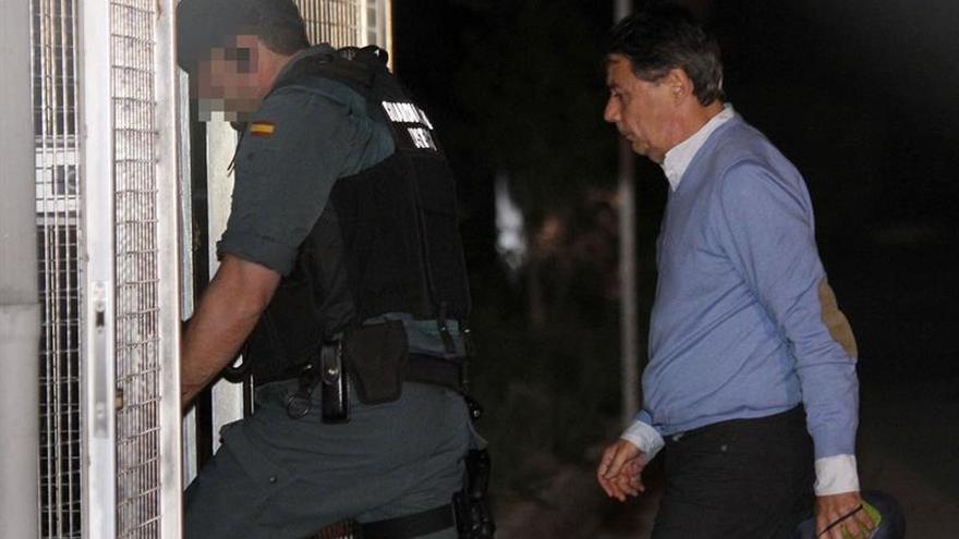 El expresidente Ignacio González declara mañana por Lezo a petición propia