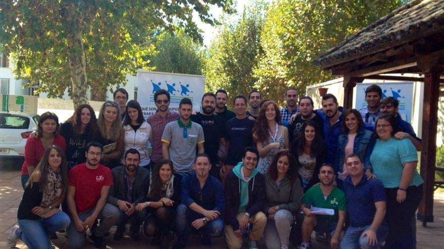Imagen de archivo del Consejo de la Juventud de Andalucía.