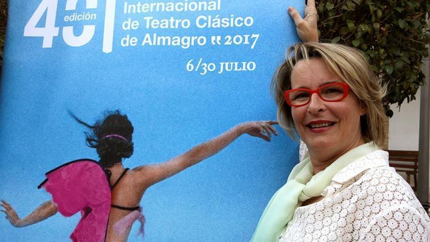 Natalia Menéndez deja la dirección del Festival de Teatro Clásico de Almagro