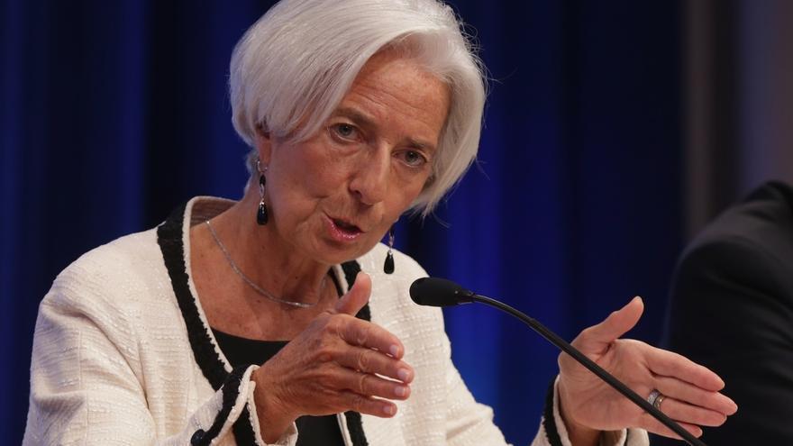 """Lagarde (FMI): """"Las guerras comerciales no solo dañan al crecimiento global, también son imposibles de ganar"""""""