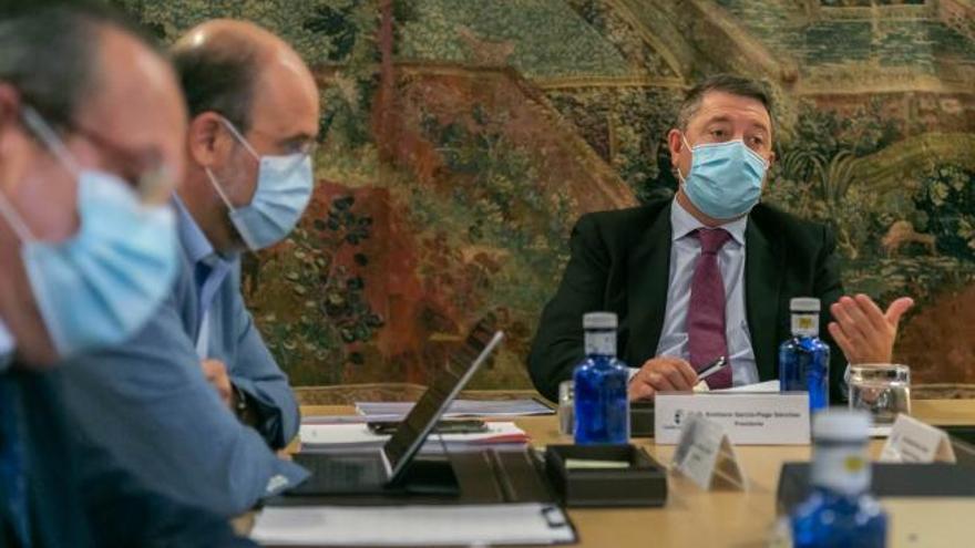 Castilla-La Mancha estudiará el jueves en Consejo de Gobierno extraordinario si mantiene o flexibiliza las restricciones COVID