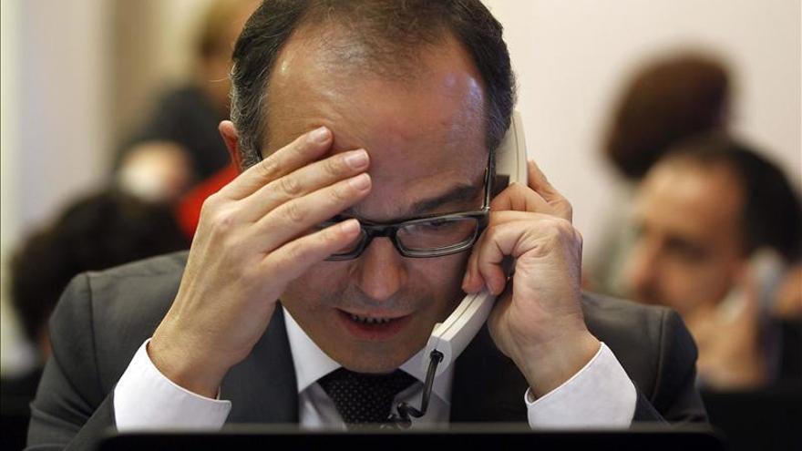 """CiU denuncia """"persecución política"""" y avisa que querella refuerza el proceso"""