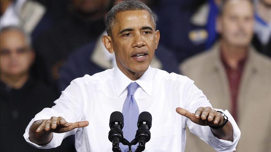 Obama podría aceptar una reforma migratoria sin garantías de ciudadanía