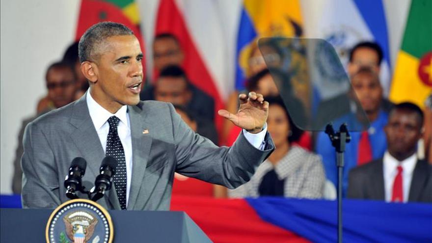 """Obama promete que su campaña contra el EI no derivará en otra """"invasión"""" de Irak"""