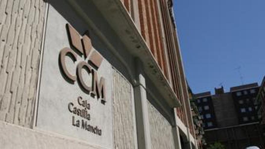 Sede de Caja Castilla La Mancha