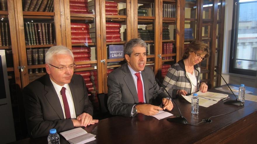 Homs y Rigau niegan que un pacto JxSí-CUP ponga en peligro la escuela concertada