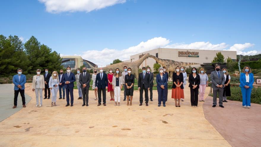 Sectorial de directores generales de Comercio en Teruel