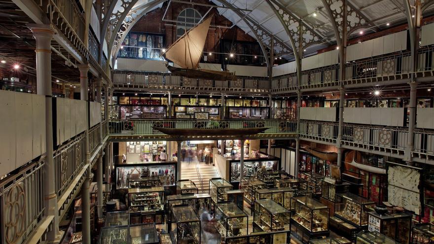Imagen del Museo Etnográfico de la Universidad de Oxford.