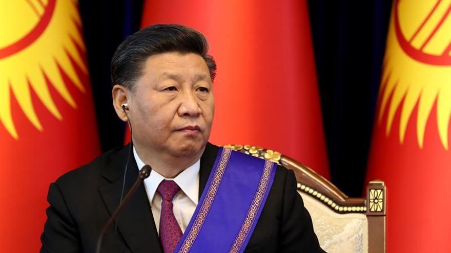 El presidente chino parte de Pekín para su visita oficial a Corea del Norte