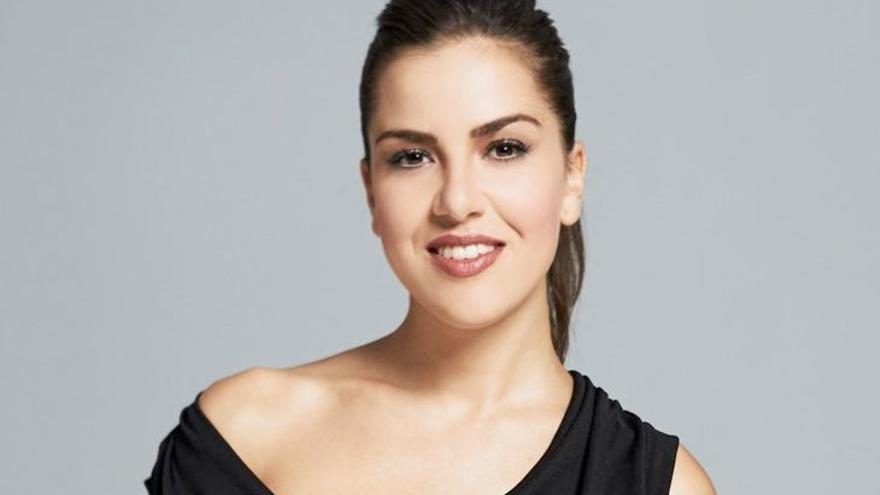 La cantante y actriz Roko.