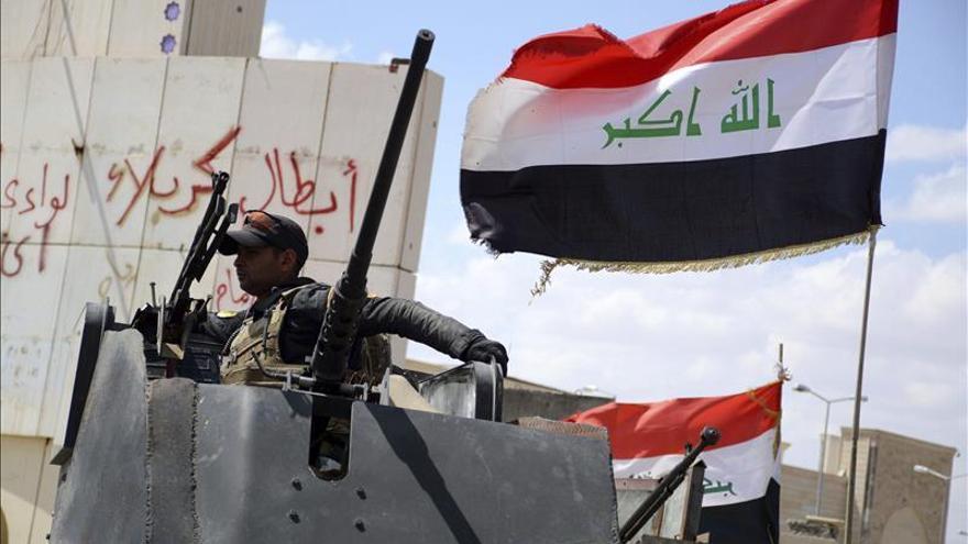 Al menos 33 yihadistas muertos en bombardeos de la coalición en EL norte de Irak