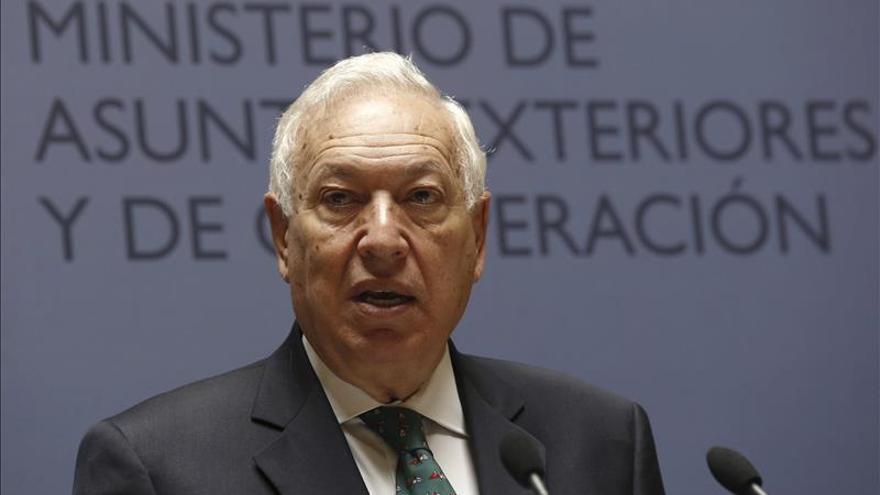 """Margallo cree que la salida del Reino Unido de la UE """"sería una catástrofe"""""""