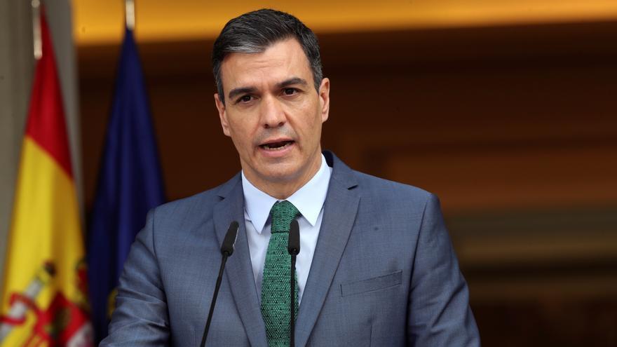 Sánchez nombra a Yolanda Díaz vicepresidenta y hace ministra a Belarra