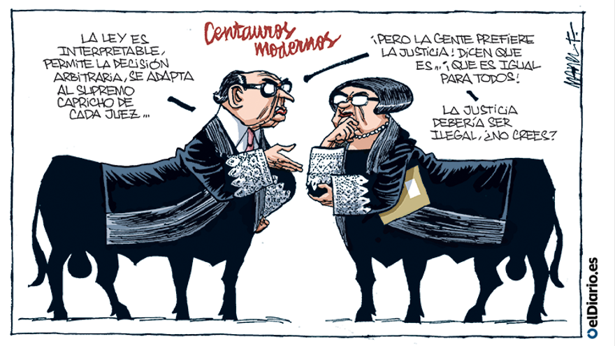 Centauros modernos