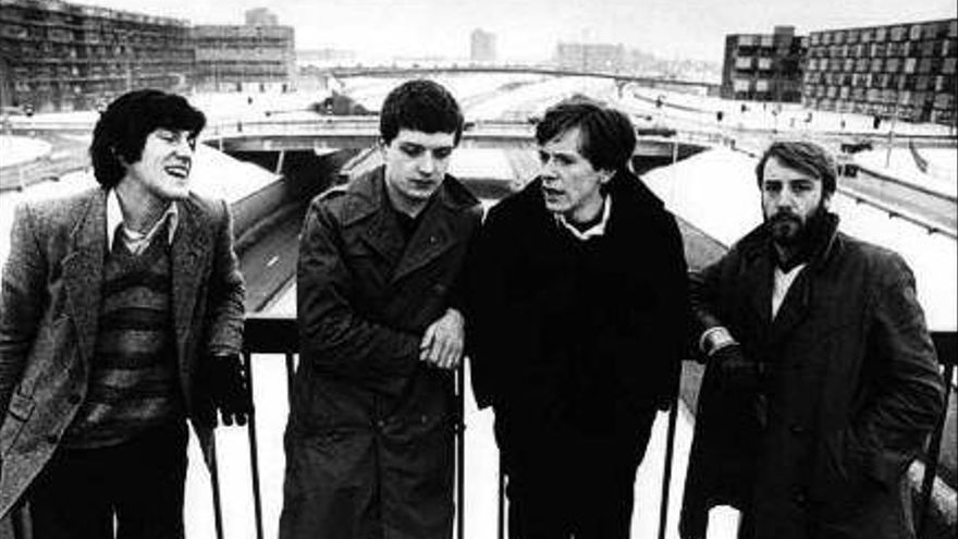 Joy Division, Manchester