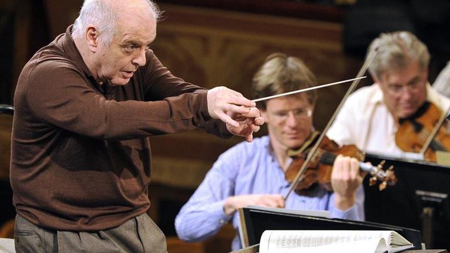 Barenboim dirige su primer Falstaff en la restaurada Ópera Estatal de Berlín