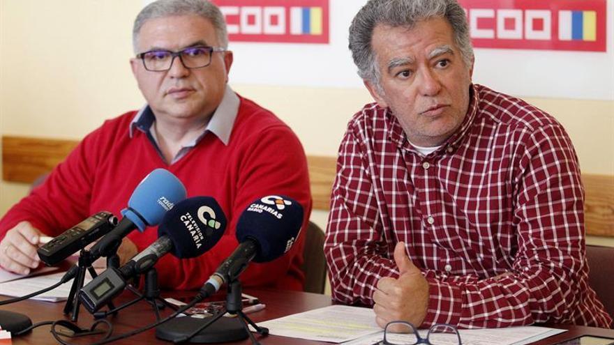 CCOO pide a Educación no aplicar el Real-Decreto que ha reducido a 1.500 docentes