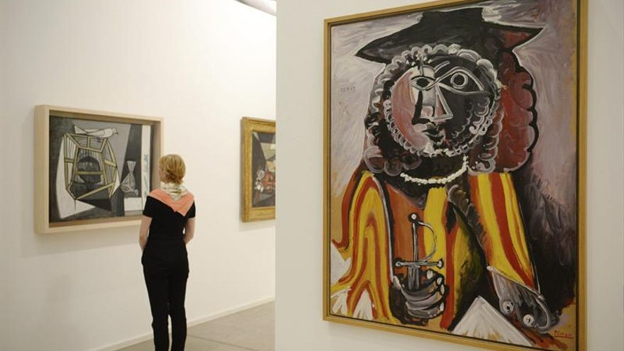 Alemania acoge por primera vez una exposición propia del Museo Picasso Málaga