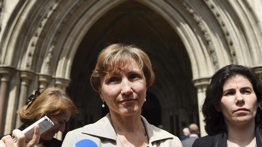 La viuda de Litvinenko confía en que se haga justicia por muerte del exagente