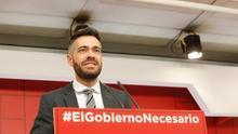 """El PSOE reclama a ERC que no se alinee """"con la derecha"""" en el rechazo a los presupuestos por el juicio del 'procés'"""