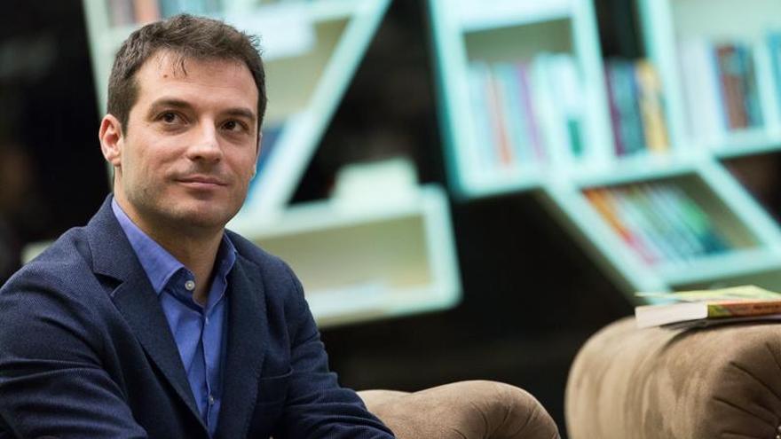 El diplomático y escritor Enrique Criado
