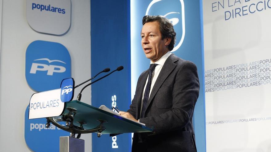 """Floriano acusa a PSOE e IU de """"llenarse la boca"""" con la gente, pero no respetar lo que esta decide"""