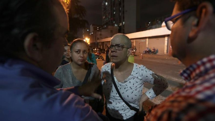 Liberan con cautelares al periodista hispanovenezolano detenido en Caracas