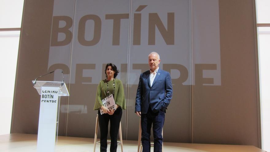 Las esculturas de Joan Miró y Cristina Iglesias y los dibujos de Manolo Miralles se expondrán en el Centro Botín en 2018