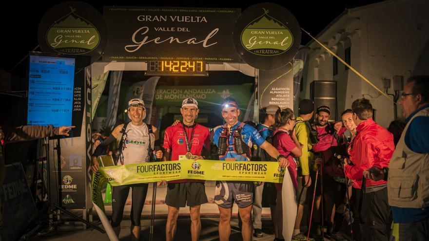 La Gran Vuelta valle del Genal