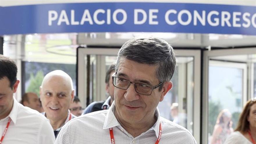 López:Se cierra el tiempo de hablar de nosotros para preocuparnos de la gente