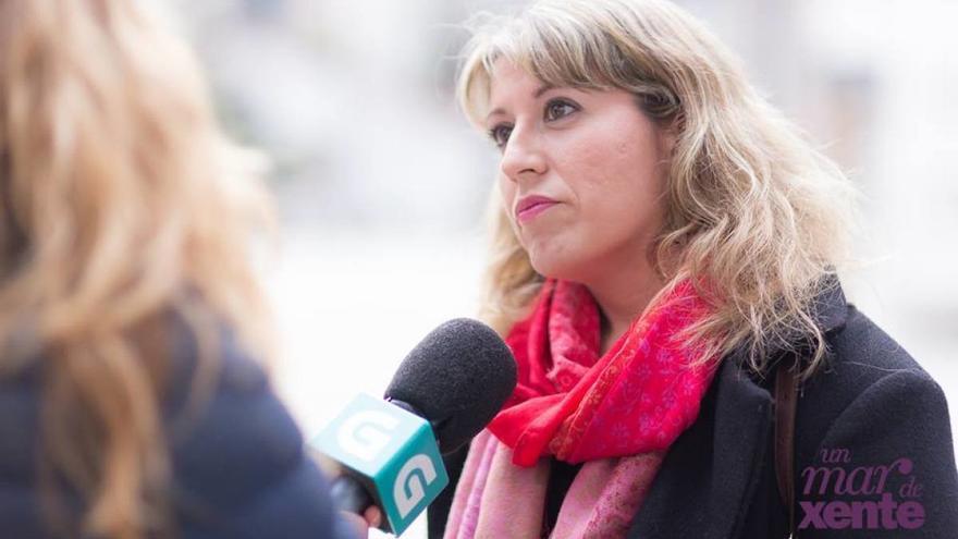 Carmen Santos, nueva líder de Podemos en Galicia