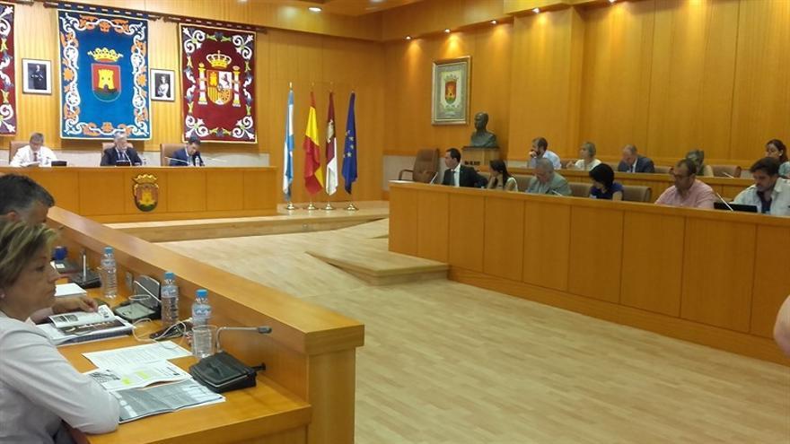 Pleno en Talavera