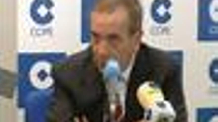 José Antonio Alonso, en la COPE