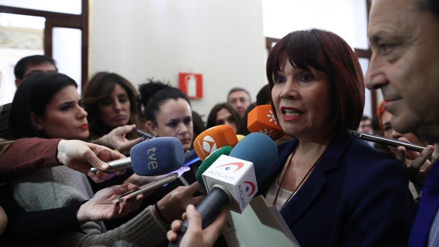 """Presidenta del PSOE andaluz exige a Margarita Robles """"respeto"""" a Mario Jiménez y a las normas internas: """"No todo vale"""""""