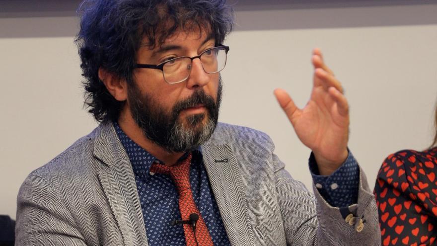 Carlos Hugo Preciado, magistrado del Tribunal Superior de Justicia de Catalunya.