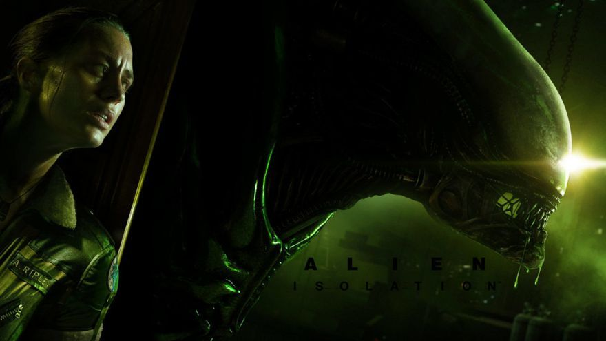 Alien: Isolation Gamescom 2014