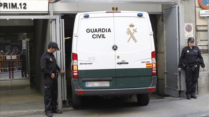 En libertad bajo fianza de 30.000 euros el interventor de la Diputación de León