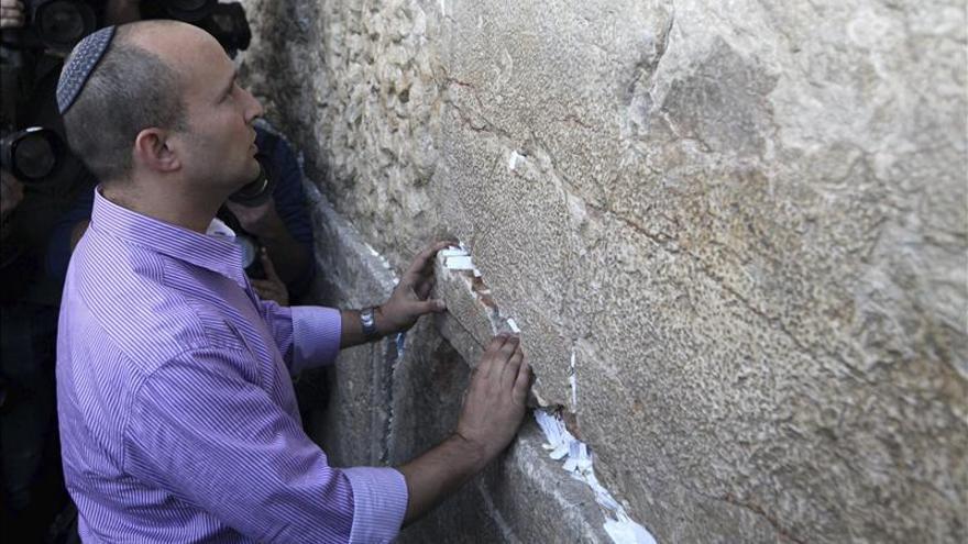Bennet abandonará el gobierno de Netanyahu si cede en las fronteras de 1967