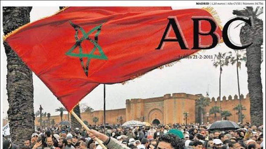 De las portadas del día (21/02/11) #6