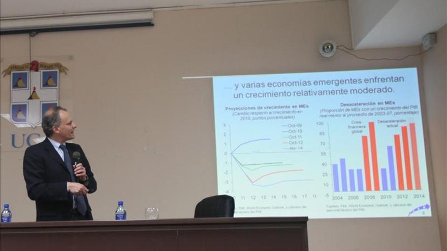 El FMI dice que la Educación, Energía e la Infraestructura son claves para Chile