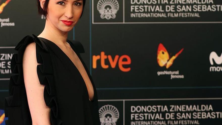 La argentina Sofía Gala Castiglione, Concha de Plata a la mejor actriz