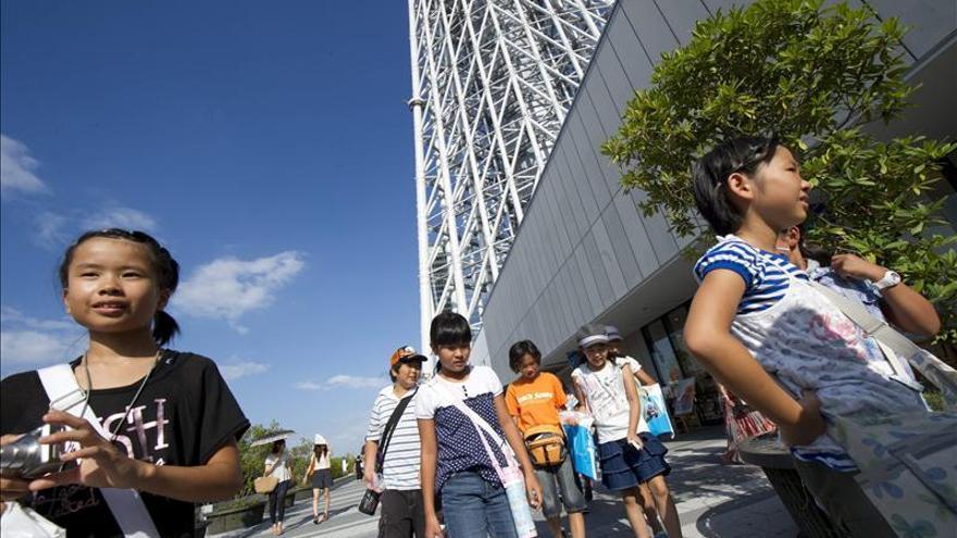 La torre Tokyo Skytree cumple un año con más de 6,3 millones de visitas