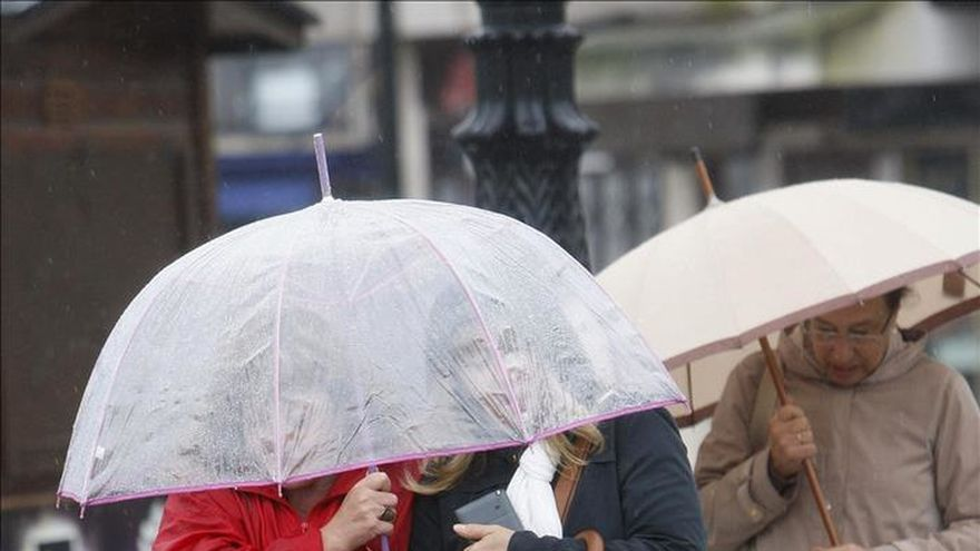 Lluvias en el norte y temperaturas en descenso marcarán la jornada electoral