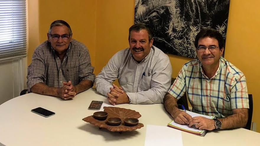 Reunión de Coag y el Cabildo.