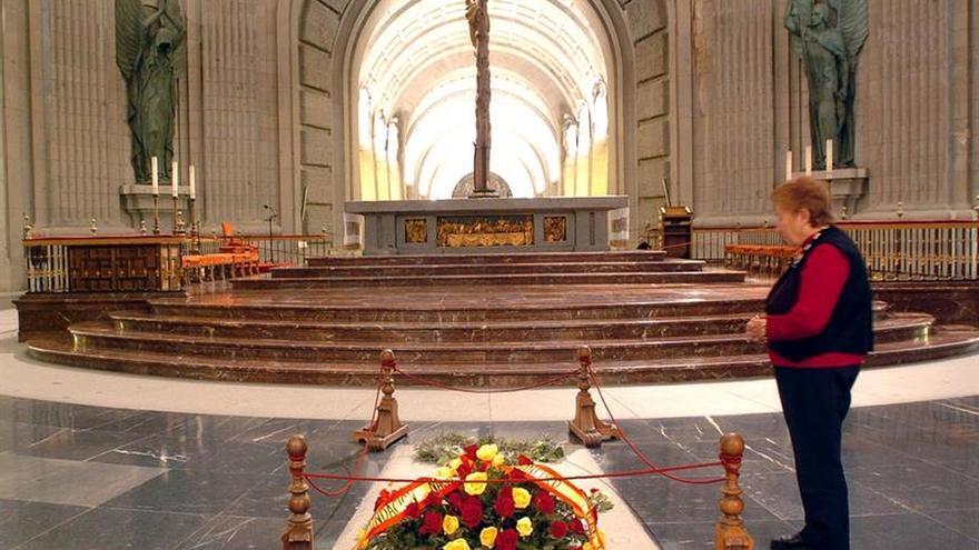 La familia enterrará a Franco en el cementerio de la Almudena si se exhuma