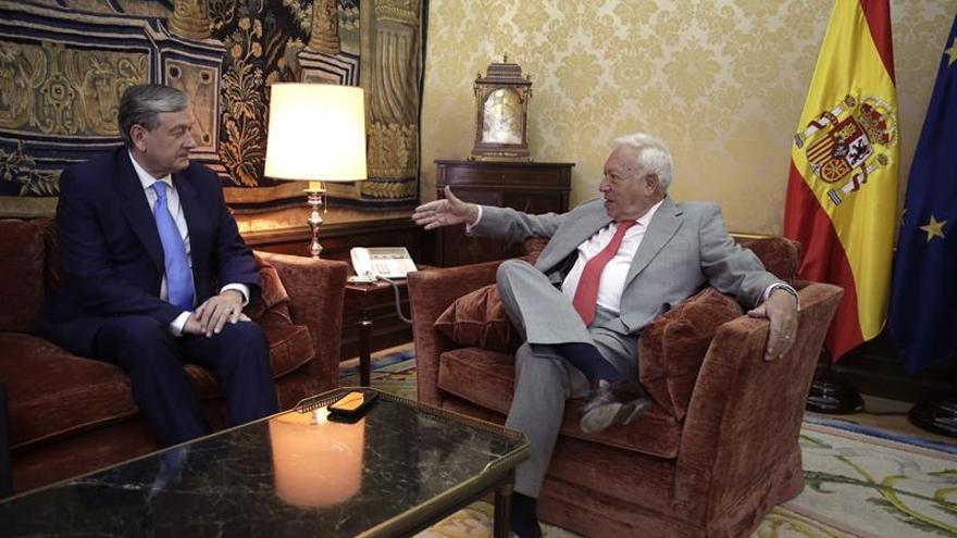 García-Margallo se reúne con Türk, candidato a secretario general de la ONU